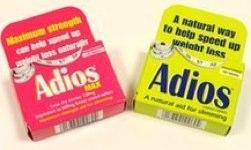Adios and Adios Max