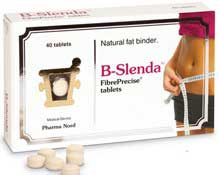 B-Slenda fat binder